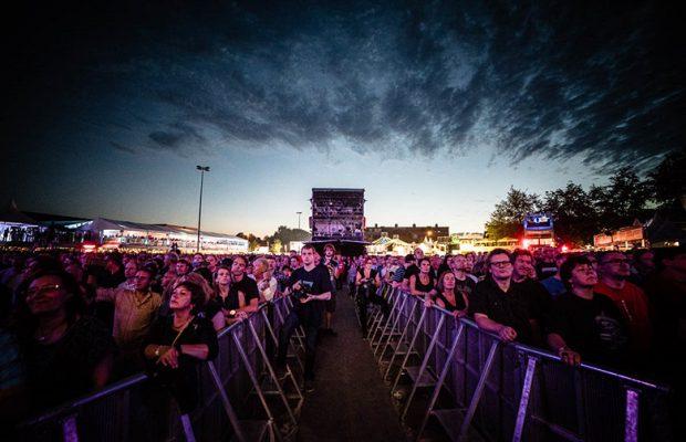 Fotoverslag Lokerse Feesten met La Muerte, Mark Lanegan, The Jesus & Mary Chain en Kaiser Chiefs!