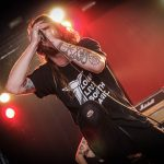 Fotoverslag Groezrock dag 1 met Set It Off, While She Sleeps, Against Me, Stick To Your Guns, Motion City Soundtrack, Suicide Silence, Broilers, Lagwagon en Pennywise!