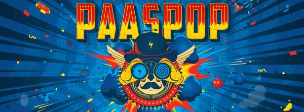 Paaspop lost 15 nieuwe namen!