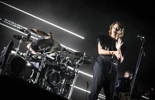 Massive Attack geeft exclusief concert in België @ Les Ardentes!