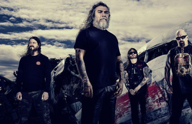 Slayer met nieuw album 'Repentless' op 13 juni naar Ancienne Belgique!