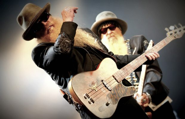 ZZ top © Peter Croes