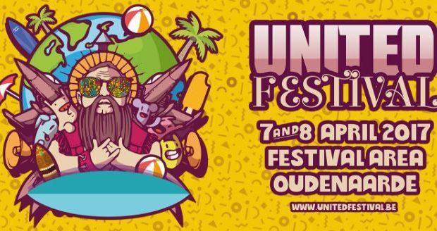 Gloednieuw festival United in Oudenaarde!