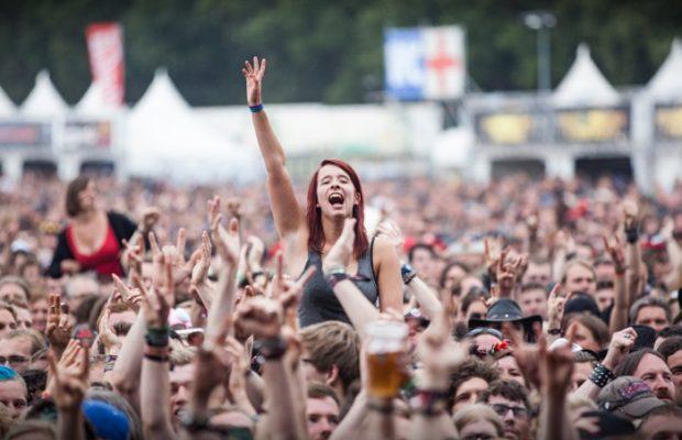 Limp Bizkit, +Live+, Midnight Oil, Arsenal en Boef zijn eerste namen voor Rock Zottegem!