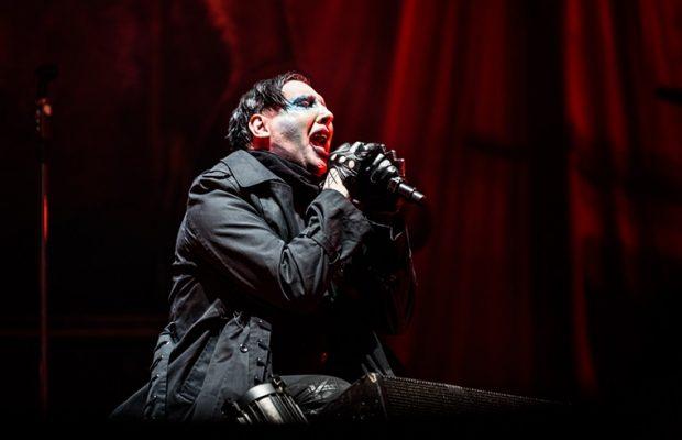 Marilyn Manson is terug met een nieuw album en releaset eerste single!