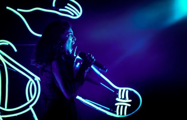 Lorde @ Lotto Arena