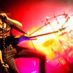 Fotoverslag Channel Zero, King Hiss en Evil Invaders @ Muziekodroom!
