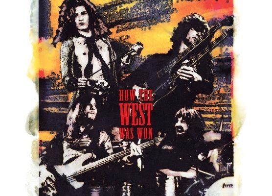LED ZEPPELIN – Remaster historische live album 'How The West Was Won' uit op 23 maart!