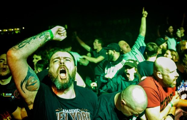 Fotoverslag Persistence Tour met Born From Pain, Hatebreed, Madball, Power Trip en Terror!
