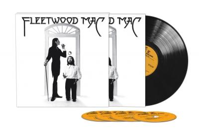 """Fleetwood Mac """"Fleetwood Mac"""" (Deluxe Edition) is er nu vrijdag!"""