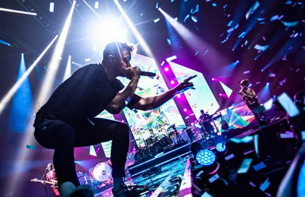 Fotoverslag Imagine Dragons @ Sportpaleis!