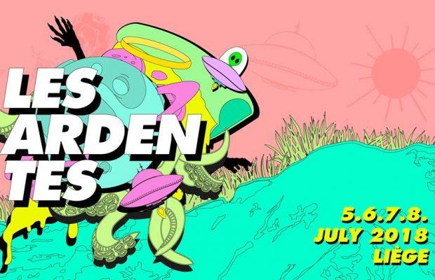 5 nieuwe namen toegevoegd aan de affiche Les Ardentes!