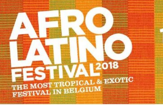 Affiche voor Afro-Latino is compleet!