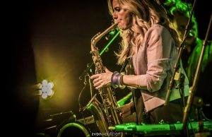 candy dulfer @ De Casino