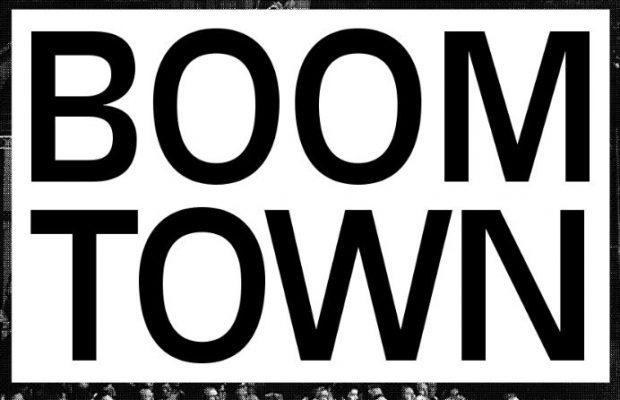 Affiche Boomtown compleet met twaalf keer jong talent!