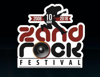 Zandrock Festival bestaat 10 jaar en viert dit met een straffe affiche!