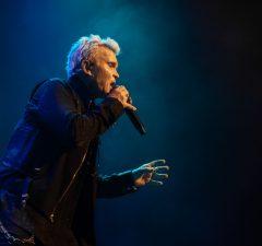 Billy Idol @Vorst Nationaal 2018