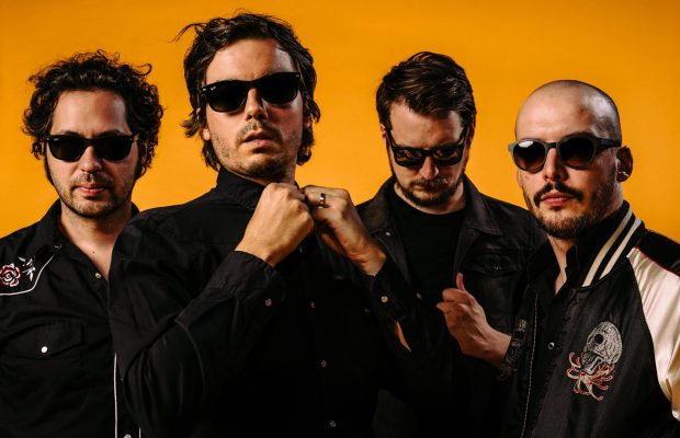 The Sore Losers gaan op tour met nieuw werk!