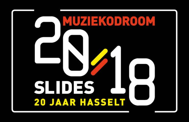 "20//18 SLIDES ""DE ZWARTSTE PROVINCIE"" OP 26 SEPTEMBER @ MUZIEKODROOM!"
