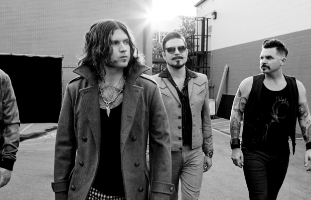 RIVAL SONS & THE SHEEPDOGS OP 27 FEBRUARI @ TRIX!
