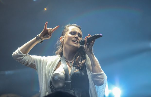 WITHIN TEMPTATION & EVANESCENCE OOK OP 24 APRIL IN PALEIS 12!