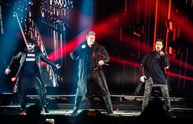 Backstreet Boys @Sportpaleis 2019