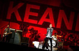 Keane @Lokerse Feesten 2019