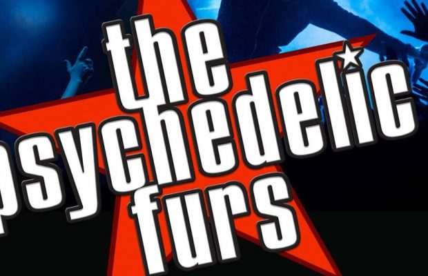 THE PSYCHEDELIC FURS + RED ZEBRA OP 25 OKTOBER @ AB!