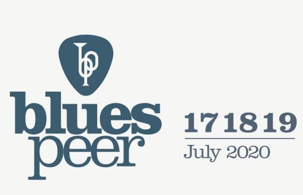 Lachy Doley en Danny Bryant bij op affiche van Blues Peer!