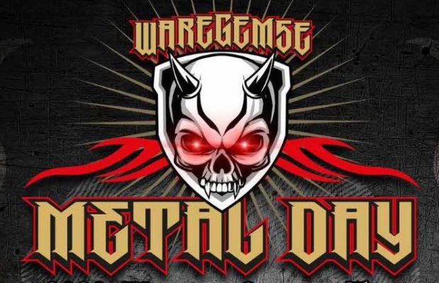 Nieuw festival 'Waregemse Metal Day' op 17 mei @ Waregem!