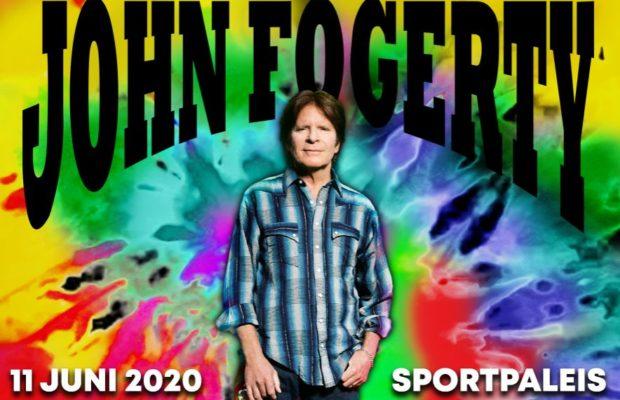 John Fogerty op 11 juni naar het Sportpaleis!
