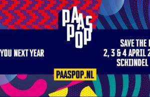 Paaspop 2020 gaat niet door!