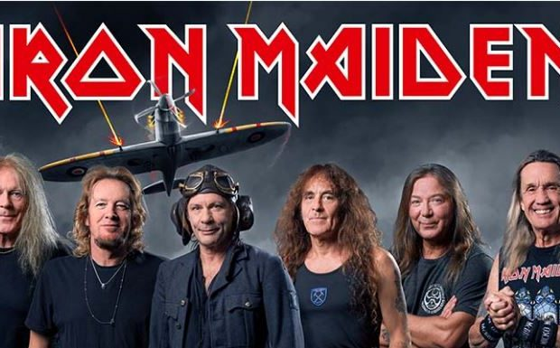 IRON MAIDEN 'LEGACY OF THE BEAST TOUR' OP 27 JUNI 2021 @ SPORTPALEIS