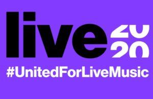#unitedforlivemusic