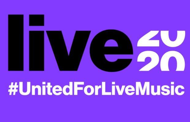 Livemuzieksector lanceert solidariteitsfonds LIVE2020!