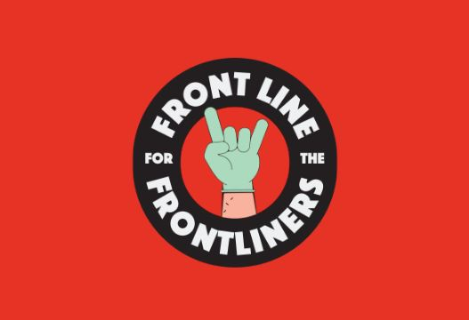 AB lanceert 'Front line for the Frontliners'
