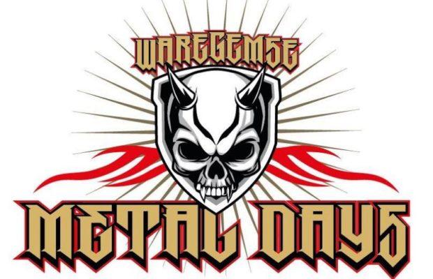 WAREGEMSE METAL DAYS OP 29 & 30 mei 2021!