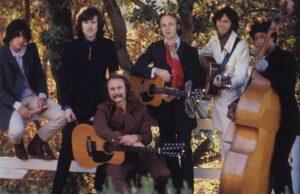 Crosby, Stills, Nash & Young Warner Music Belgium