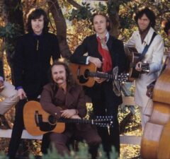 Crosby, Stills, Nash & Young Warner Music Belgium